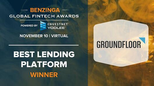 Benzinga 2020 Award