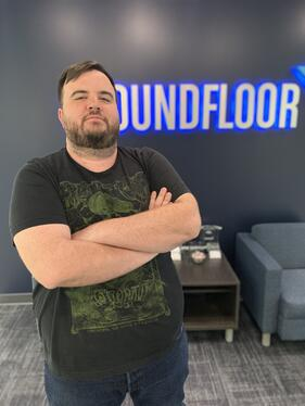 Director of Engineering Justin Burris