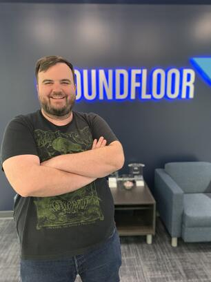 Meet Justin Burris, GROUNDFLOOR's Director of Engineering